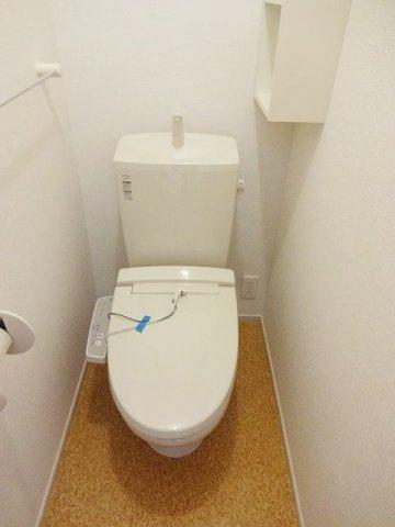 【トイレ】シエル・ノクターンⅡ