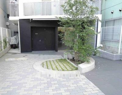 【エントランス】ル・リオン五反田