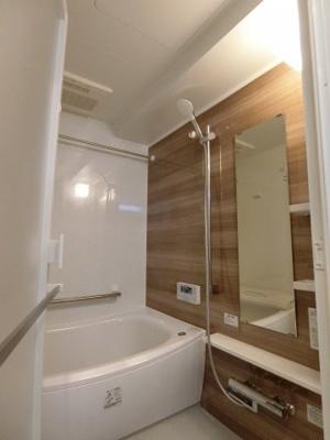 【浴室】藤和大久保コープ