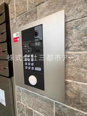 【セキュリティ】フラットT&T 西中延