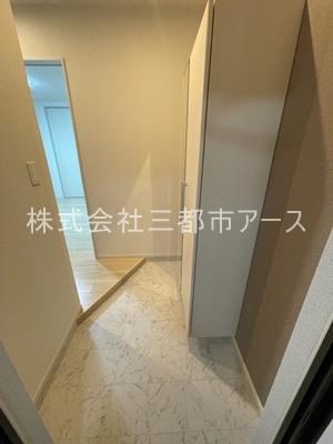 【玄関】フラットT&T 西中延