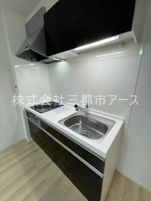 【キッチン】フラットT&T 西中延