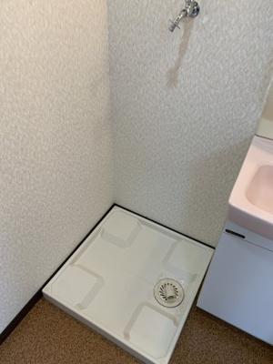 【洗面所】布本アパート