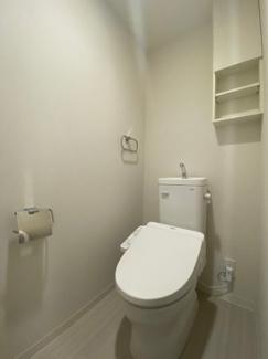 【トイレ】プレミアムコート大須