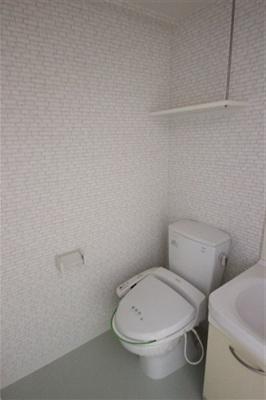 【トイレ】グランド上町