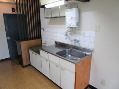 【キッチン】門前仲町杉田ビル