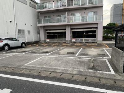 【駐車場】M'プラザ堅田駅前弐番館