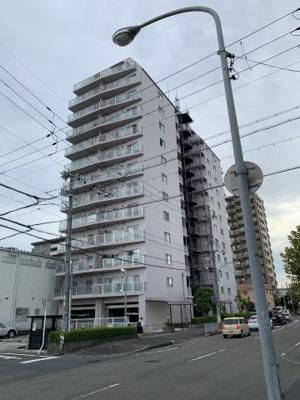 【外観】M'プラザ堅田駅前弐番館