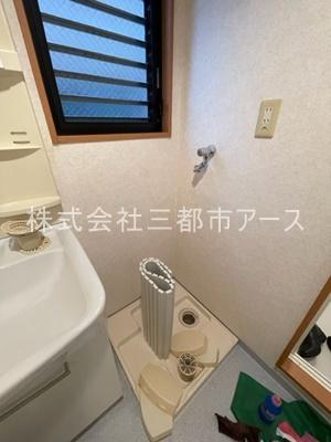 【洗面所】カペラ8
