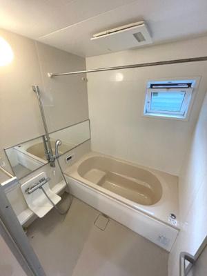 【浴室】パークハイム巽南(D-room)