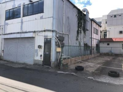 神戸市須磨区行平町2丁目 新築一戸建て 2021/10/10現地撮影