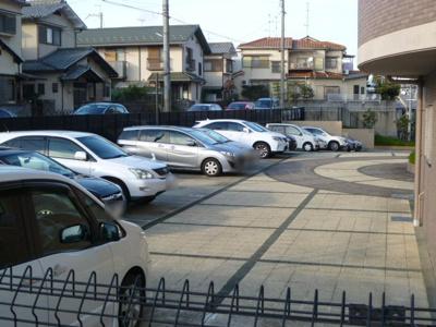 【駐車場】アンビエント東向日ベルクール
