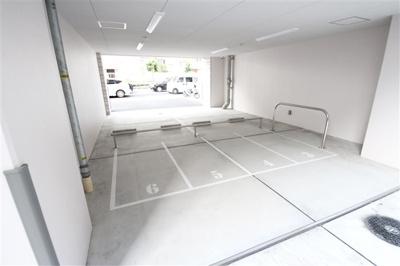 【駐車場】ファーストフィオーレ新梅田