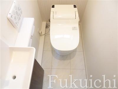 【トイレ】下馬1丁目貸家