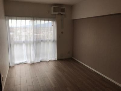居室には収納を完備していますので、すっきりと過ごせます。