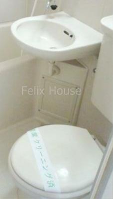 【トイレ】サンコール向山