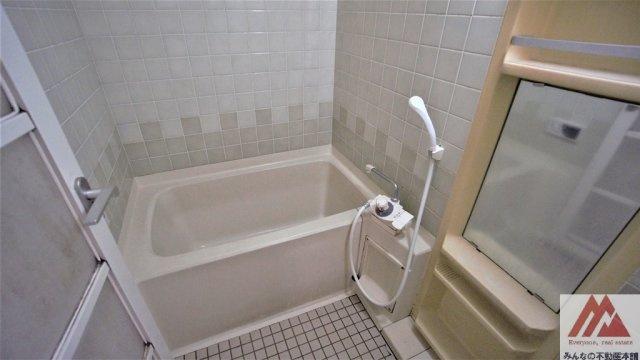 【浴室】チサンマンション久留米