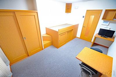 設備仕様は号室により異なる為、現況を優先します。