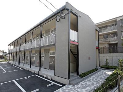 【外観】レオパレスグレイスコート六番館