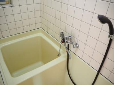 【浴室】DAISHOTOWN下白水