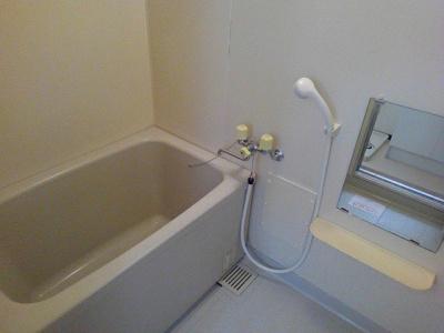 【浴室】メゾン・ドールB
