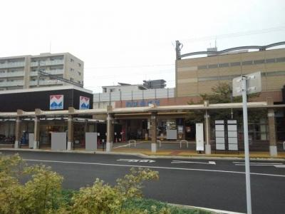西鉄香椎駅まで420m