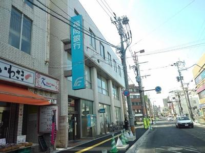 福岡銀行香椎支店まで300m