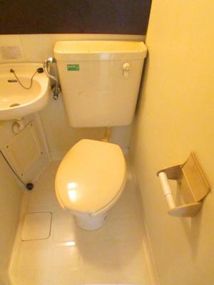 【トイレ】マツバハイツ5