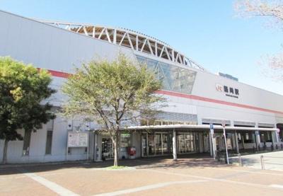 JR箱崎駅まで1300m