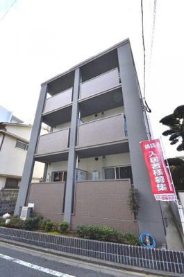 【外観】プラムガ-デン箱崎