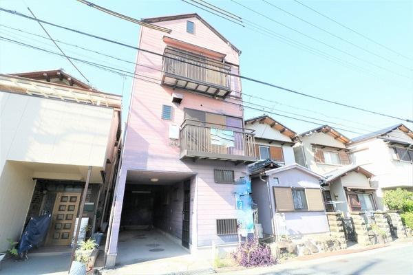 泉佐野市東羽倉崎町の中古一戸建の画像