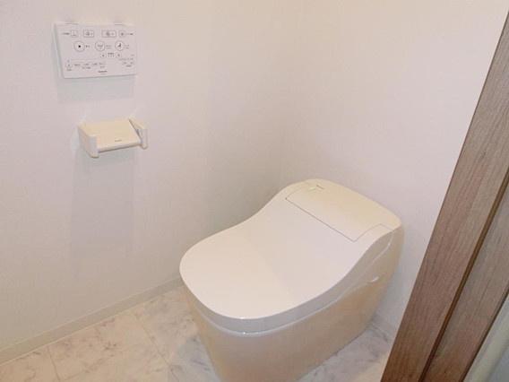 【トイレ】パークテラス山科