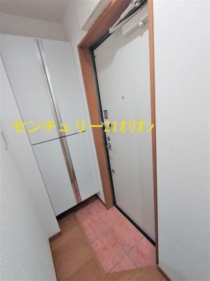 【玄関】GRANQUAL野方フロント