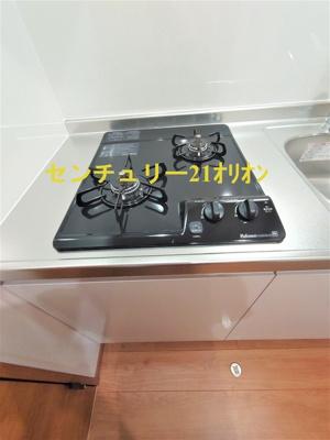 【キッチン】GRANQUAL野方フロント