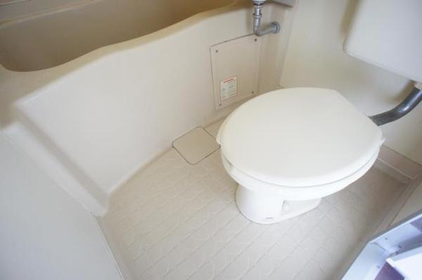 【トイレ】第二玉川グランドハイツ