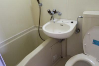 【浴室】第二玉川グランドハイツ