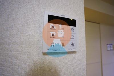 ネット無料。浴室乾燥機付きです