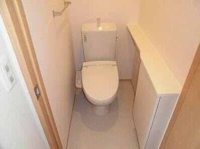 バス・トイレは別室です
