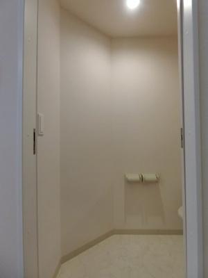 【トイレ】サンモールひえづ A棟
