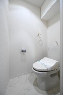 【トイレ】デュオ・スカーラ西新宿Ⅱ