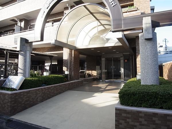 【エントランス】ライオンズマンション亀戸蔵前通り