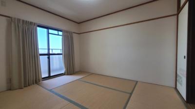 リビング横の和室☆神戸市垂水区 シティハイツ狩口☆