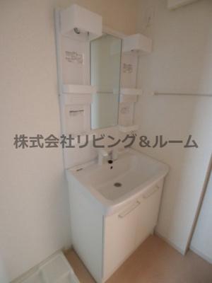 【独立洗面台】レジデンス オオギⅡ