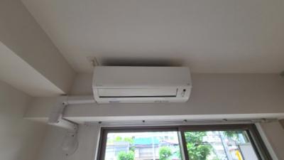 エアコン☆神戸市垂水区 アビエール海岸通り☆