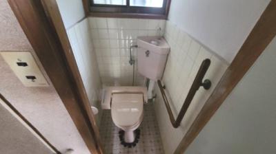 【トイレ】乙木1丁目戸建