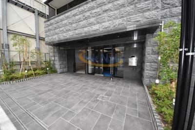 【エントランス】プレサンス新町ウィズ ジョイ