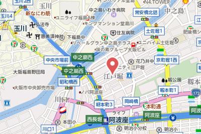【地図】MONOLITH