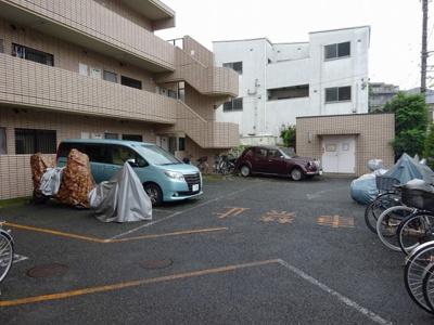 【駐車場】エレガンスチトセ