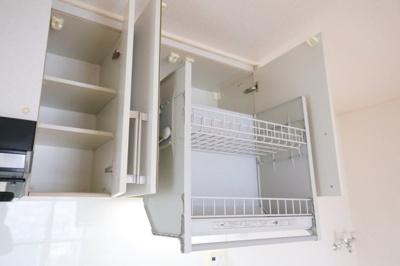 キッチン収納(上部)