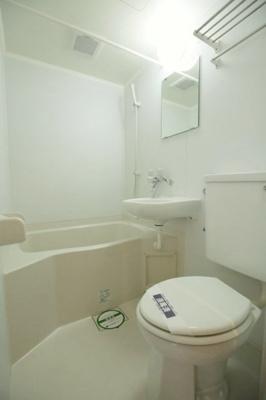 【浴室】ダイアパレス三軒茶屋